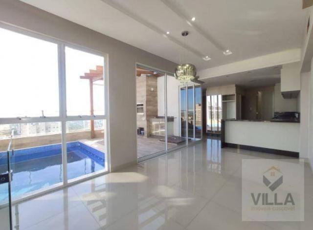 Apartamento com 2 dormitórios à venda, por R$ 355.886 - Centro - Cascavel/PR - Foto 12