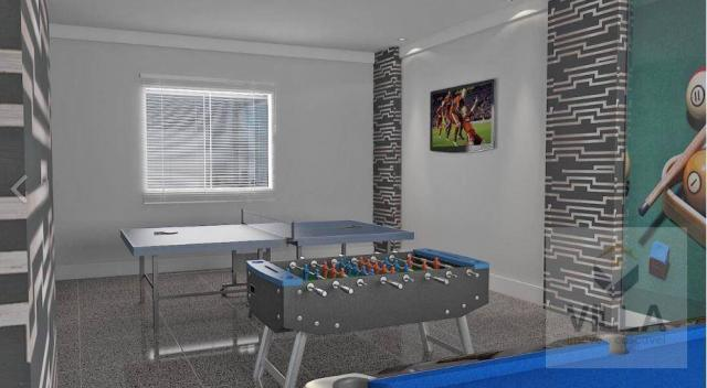 Apartamento com 2 dormitórios à venda, por R$ 355.886 - Centro - Cascavel/PR - Foto 3