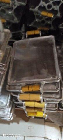 Picanheira de alumínio batido  - Foto 6