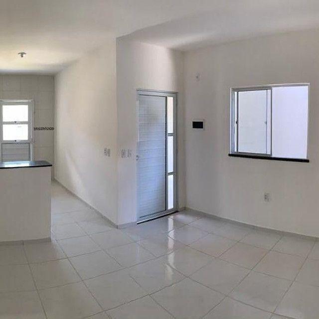 Oportunidade Imperdível Casa Plana Com 02 Quartos - Foto 4