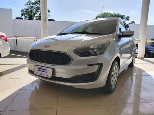 Ford Ka 1.0 Se Manual Flex 2019!