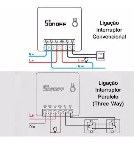 Sonoff Mini Interruptor Wifi - Foto 5