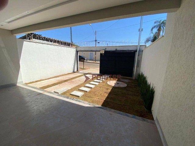 Casa com 3 dormitórios à venda, 146 m² por R$ 550.000,00 - Jardim Presidente - Goiânia/GO - Foto 5