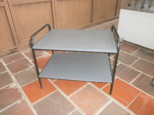 rack para televisor - revistas - som  - Foto 5