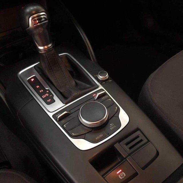 Audi A3 Sportback TFSI automático 2014 - Impecável!!! - Foto 7