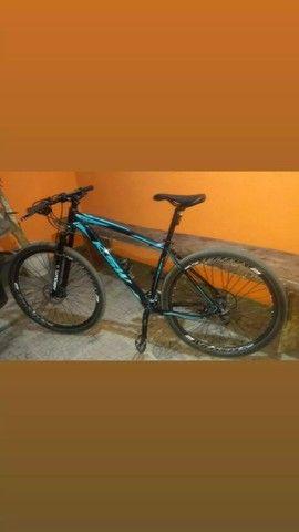 Bicicleta aro 29 semi nova - Foto 2