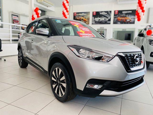 Nissan Kicks SV CVT 2021 0KM - Foto 4