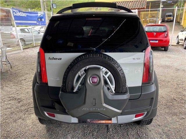 Fiat Idea 2015 1.8 mpi adventure 16v flex 4p manual - Foto 15