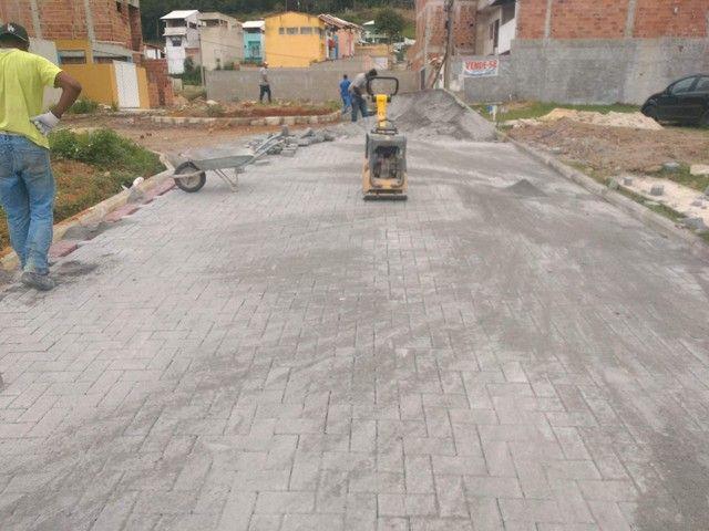 Pavimentação em geral / Calceteiro disponível - Foto 2