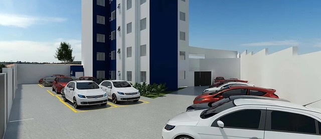 Apartamento à venda com 2 dormitórios em Caiçara, Belo horizonte cod:6237 - Foto 7