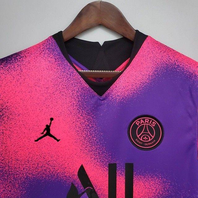 Camisa PSG 2021 - Foto 3