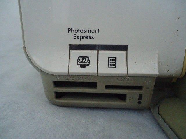 Impressora HP C3180 Photosmart ,conservada, no precinho para vender logo!!! - Foto 5