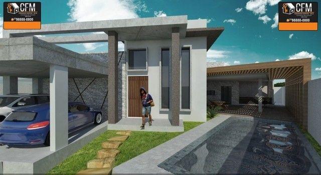 Casa alto padrão - 4 quartos - inserida no Caminho do Parque - Vitória da Conquista - BA - Foto 2