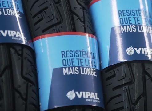 Promoção pneus de moto com 5 anos de garantia! - Foto 5