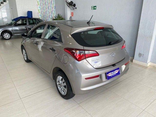Hyundai Hb20 Unique 1.0 Prata 2019 - Foto 3