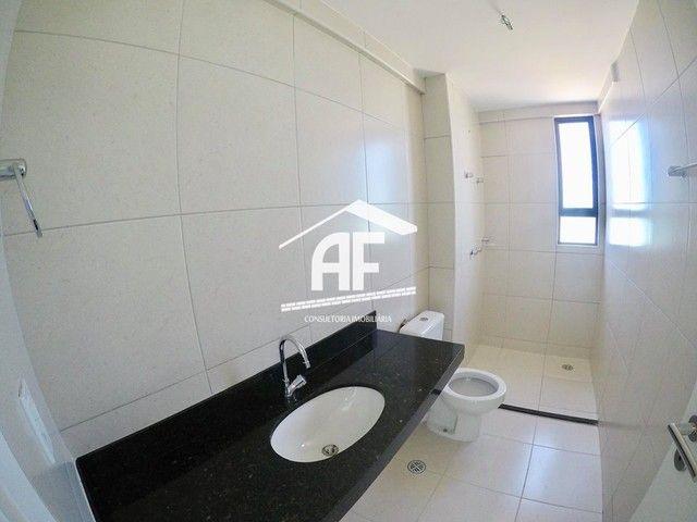 Apartamento com 4 quartos (2 suítes) - Alto padrão com vista total para o mar - Foto 13