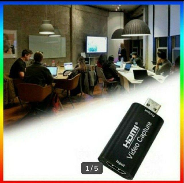 Mini placa de captura de vídeo HDMI/USB 2.0 1.080p - Foto 6