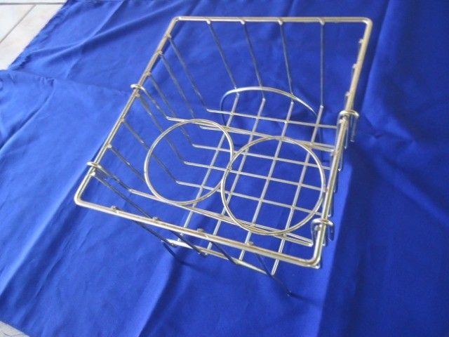 cestinho porta objetos p/ ( fusca / brasilia / variant ) - Foto 6