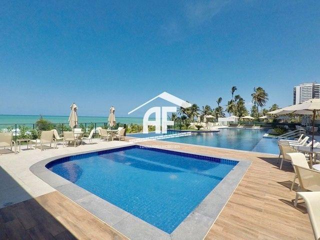 Apartamento com 4 quartos (2 suítes) - Alto padrão com vista total para o mar - Foto 20