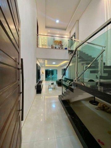 Belíssima casa com 4 suites em condomínio de luxo - Foto 4