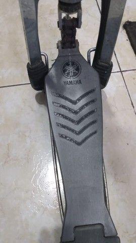 Máquina de Chimbal Yamaha HS650a (Seminovo) - Hi Hat Stand