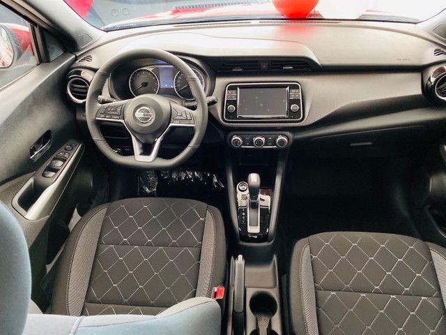 Nissan Kicks SV CVT 2021 0KM - Foto 6