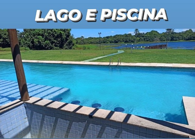 Loteamento Lago&Piscina (Próximo ao centro do Eusébio)°°