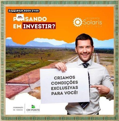 ** Loteamento Solaris Gererau - em Itaitinga ** - Foto 8