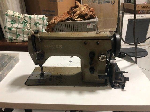 Máquina de costura industrial - Foto 2
