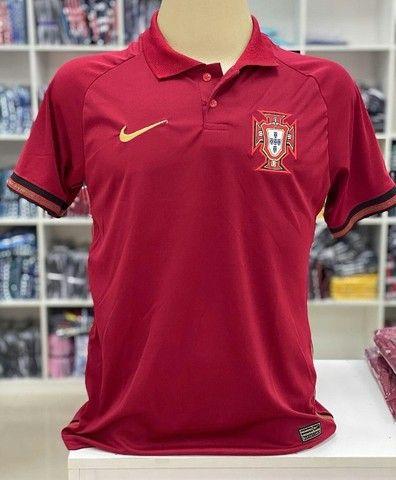 Camisas Qualidade 1 linha Nacional. 1 por 70.00rs 2 por 130.00rs - Foto 5