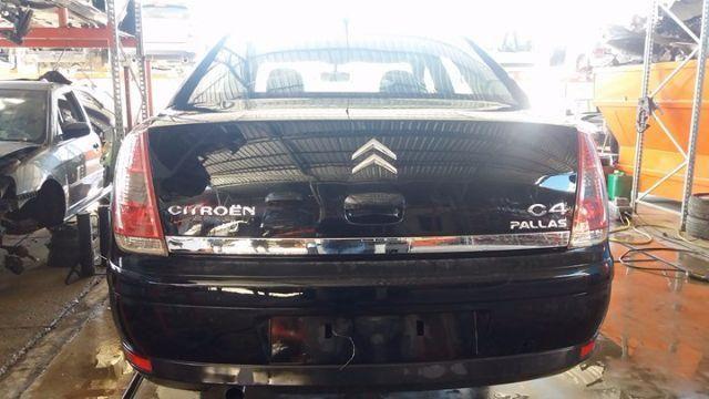 Peças usadas Citroen C4 Pallas 2010 2011 2.0 16v flex 143cv câmbio manual