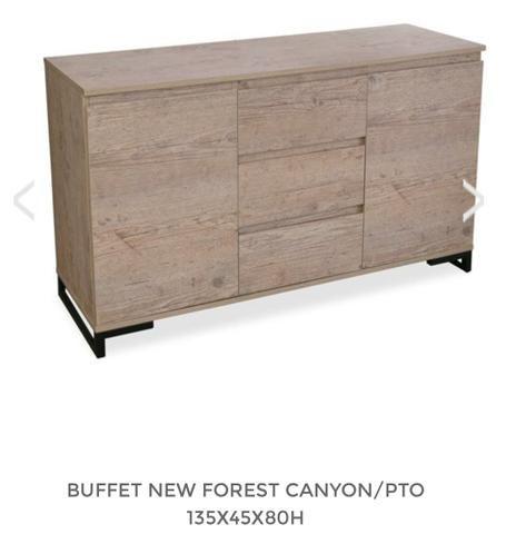 Buffet new forest