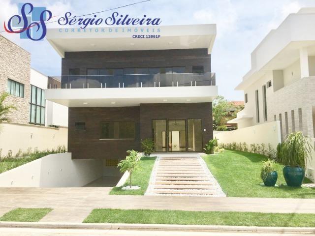 Casa duplex alto padrão no Alphaville Eusébio