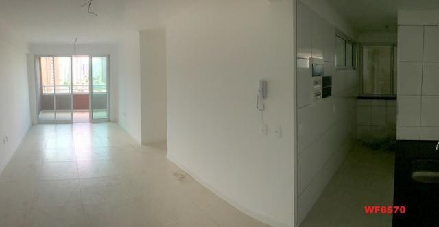 João Cordeiro, apartamento, Praia de Iracema, 3 quartos, 2 vagas, piscina, próx Beira Mar - Foto 2