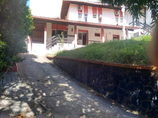 Casa comercial com 22 quartos suítes 500m2 no rio vermelho