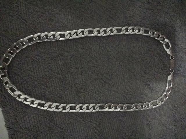 c573edb32a2 Corrente folheada a prata 925 - Bijouterias