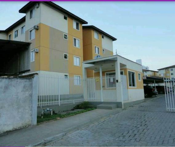 Vendo apartamento condomínio le village por 105mil esta avaliado em 130mil