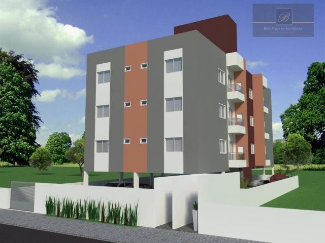 Apartamento residencial à venda, Iririú, Joinville. - Foto 2