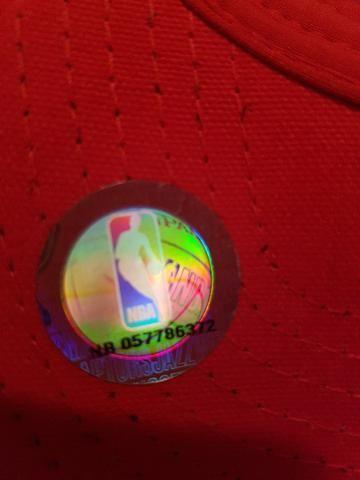 46c3a2251e8c4 Bone Oficial NBA Adidas 100% algodão - tam único - novo ...