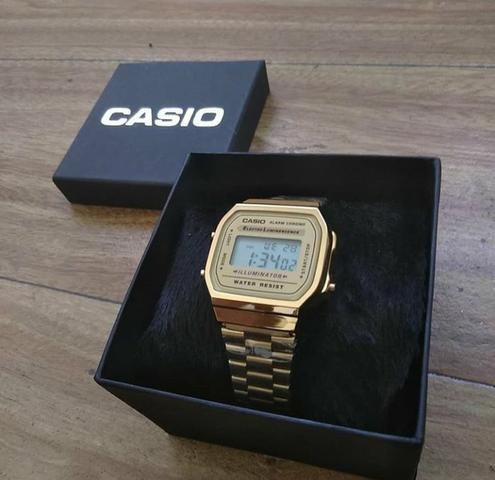 6e69e1e0941 Relógio de pulso Casio - Bijouterias