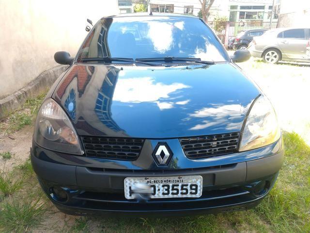 Clio sedan 1.6 2006 Completo - Foto 4