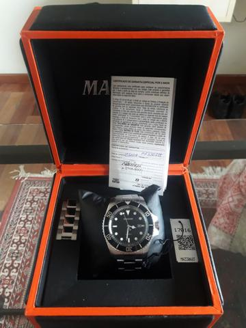 9359cfd8ec2 Relógio Magnum Masculino Analógico Ma33068t - Bijouterias