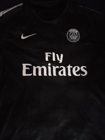 Camisa Paris Saint Germain - Roupas e calçados - Centro 3dc401bb4f628