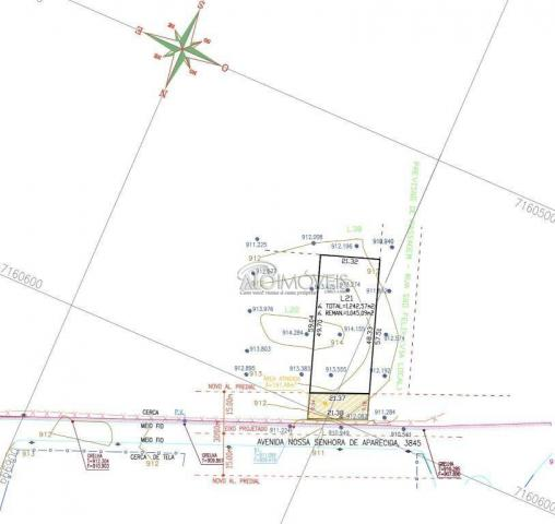 Terreno à venda, 1252 m² por R$ 275.569,00 - Estados - Fazenda Rio Grande/PR - Foto 18