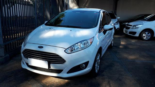 Ford Fiesta Sedan SEL 1.6 Automatico