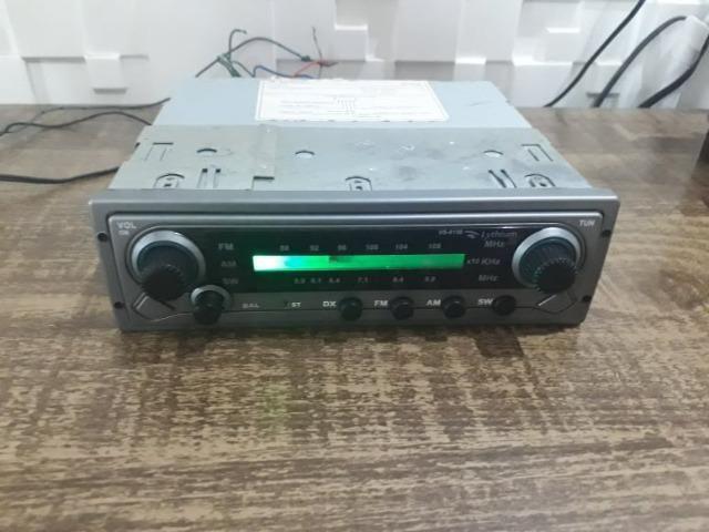 Rádio Am e Fm tudo funcionando certinho