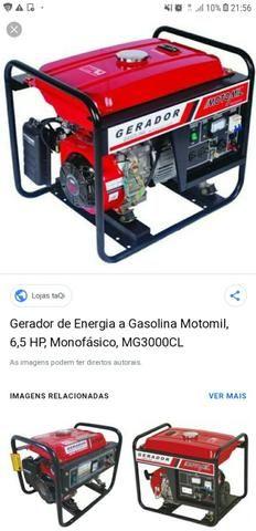 Gerador de energia (usado)
