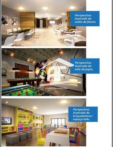 Condomínio Good Life - Apartamento com 2 quartos (1 suíte) - Excelente forma de pagamento - Foto 6