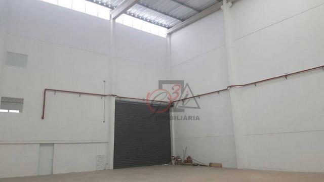 Galpão para alugar, 910 m² - centro (vargem grande paulista) - vargem grande paulista/sp - Foto 5