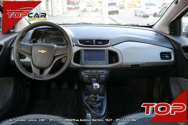 Chevrolet Onix 1.0 LT 14/15 é na Top Car! - Foto 8